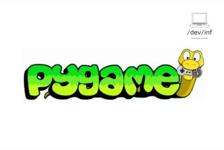 Разработка игр на Python